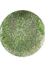 Glitter Metallic Green Gel