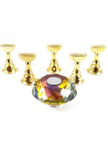 Tip holder Diamond Rainbow 5 pieces