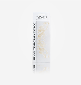 Pavan Henna | Temporary Tattoo | Lovein Lucknow Gold 03