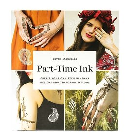 Pavan Henna Part-Time Ink Book