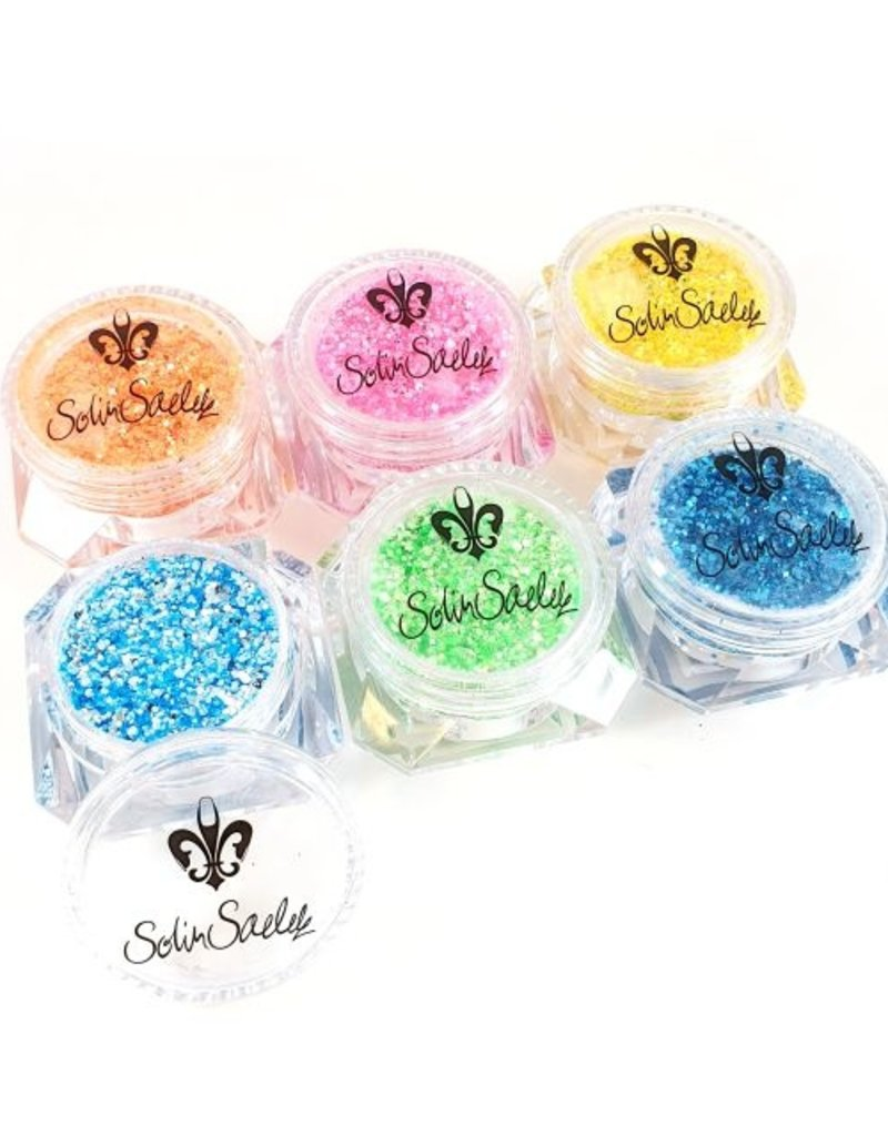 Glittermix, Vaycay Collection by Solin