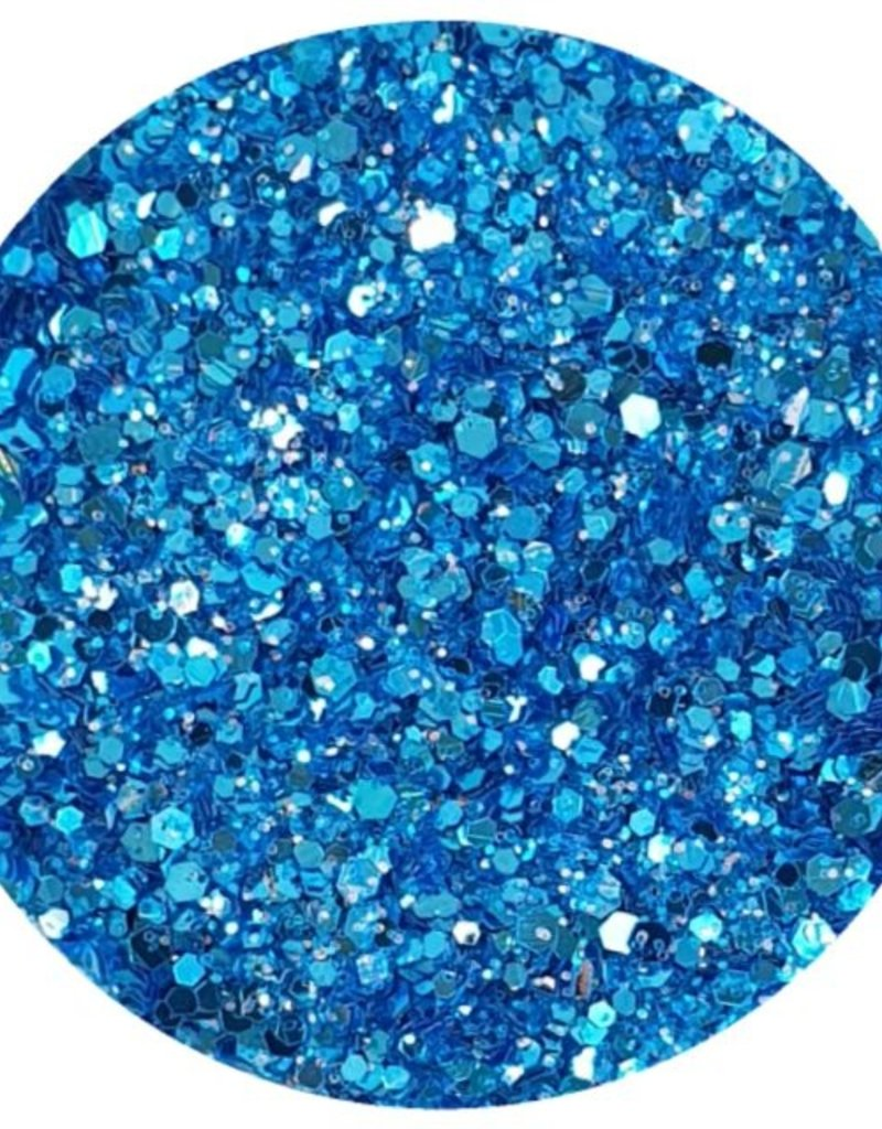 Glittermix, Bahamas by Solin