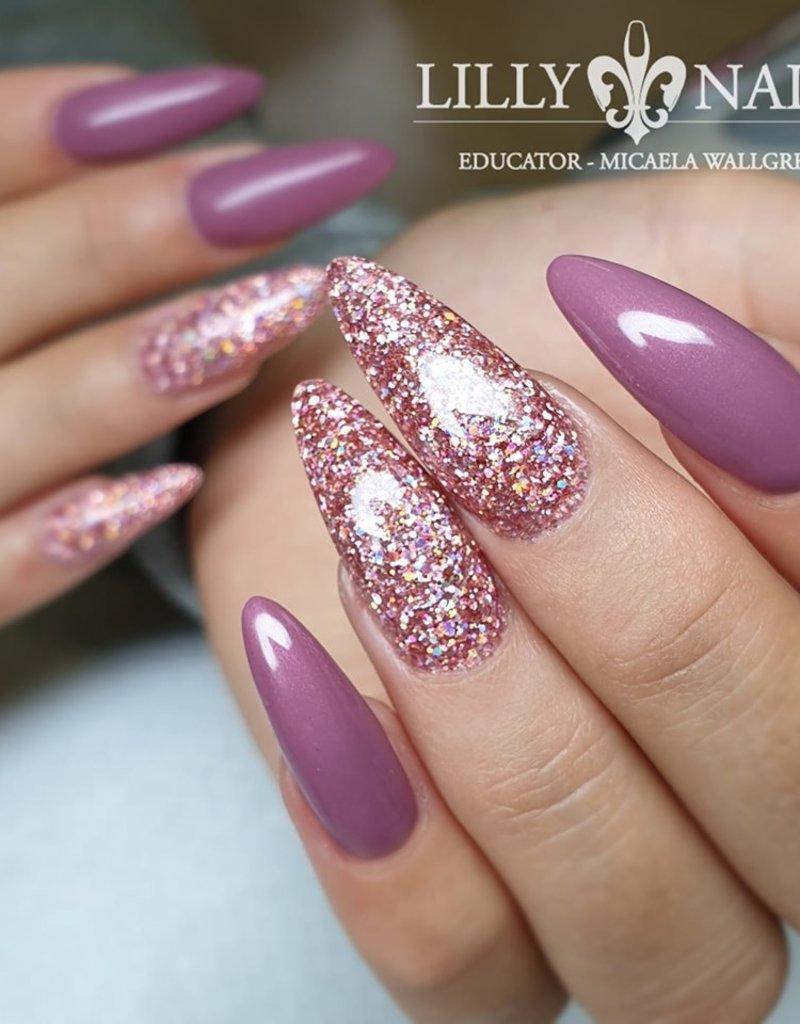 Glittermix, Mauve by Solin
