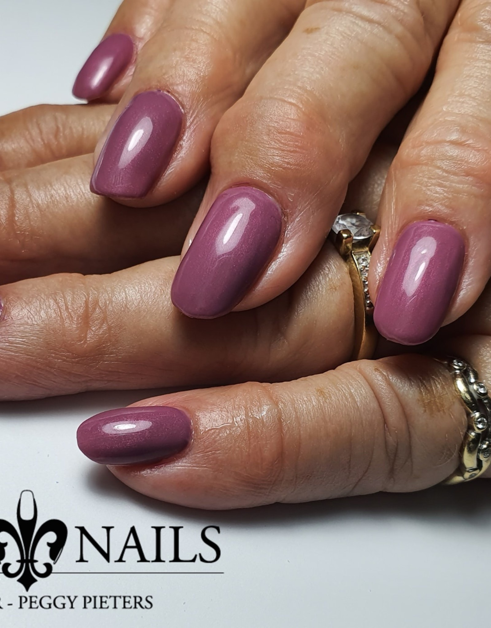 Gel Polish, Mauve