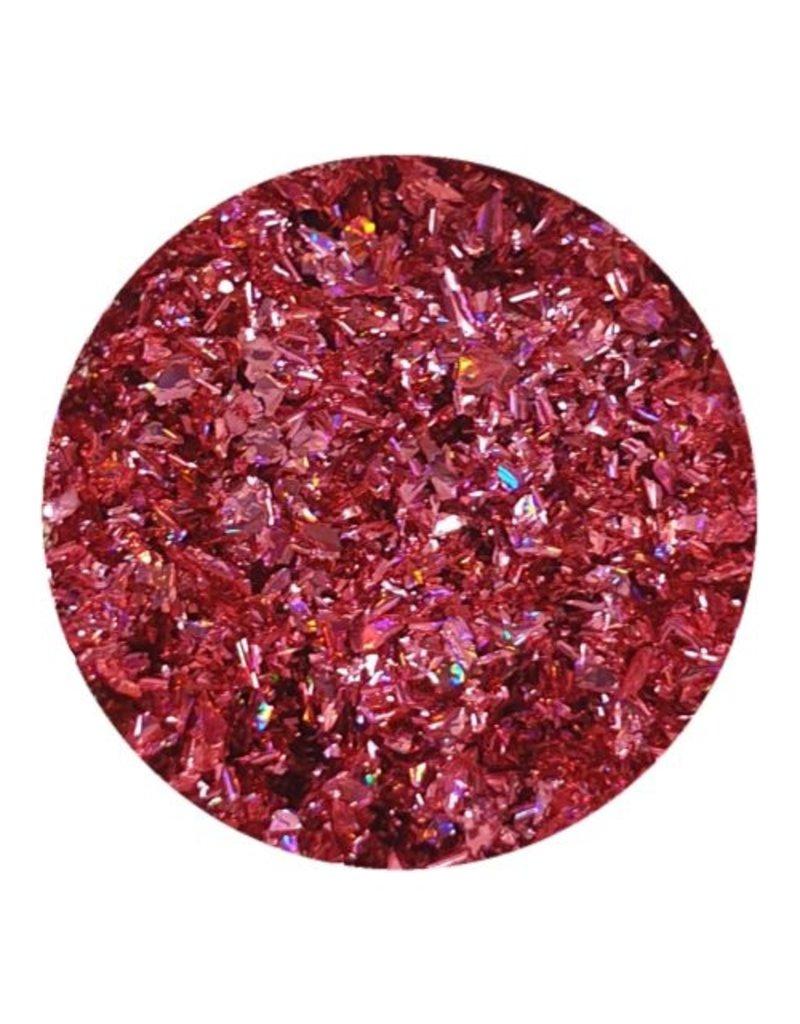 Lazer Flakes, Pink