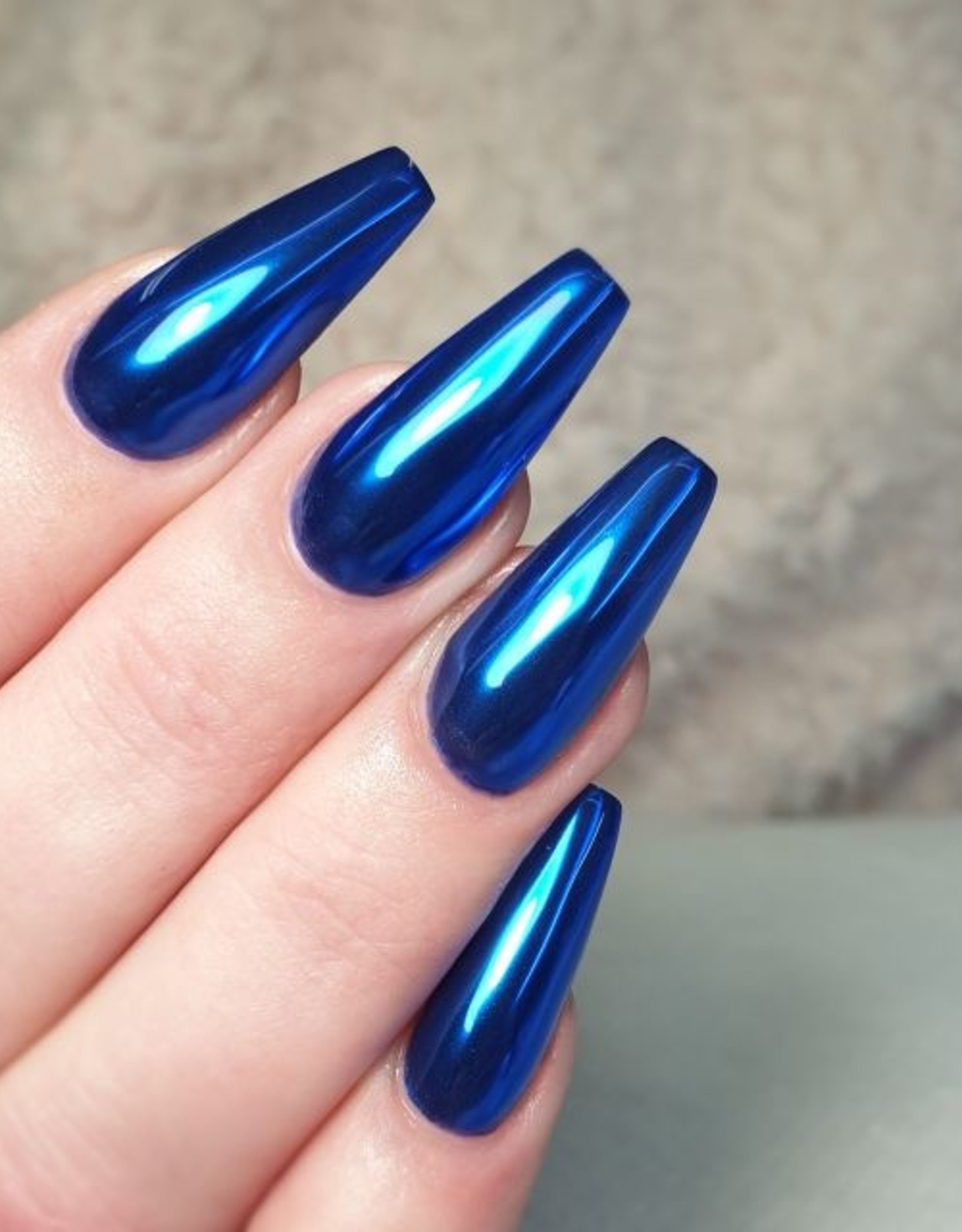 WOW Chrome Royal Blue