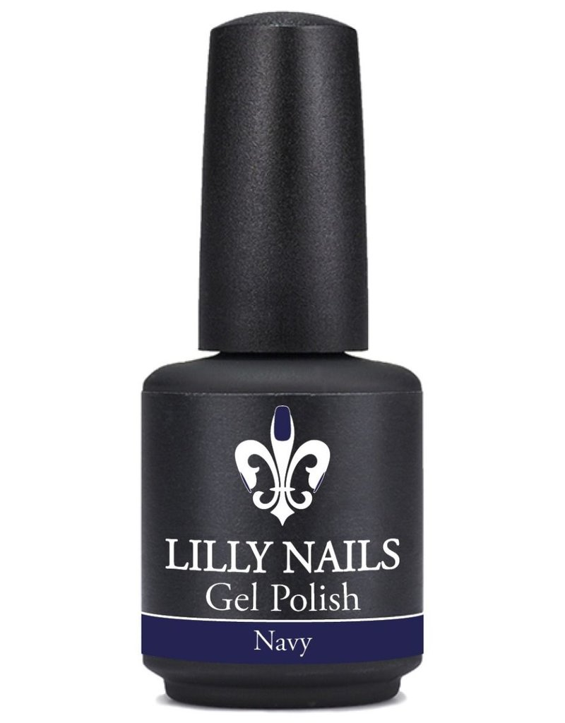 Gel Polish, Navy