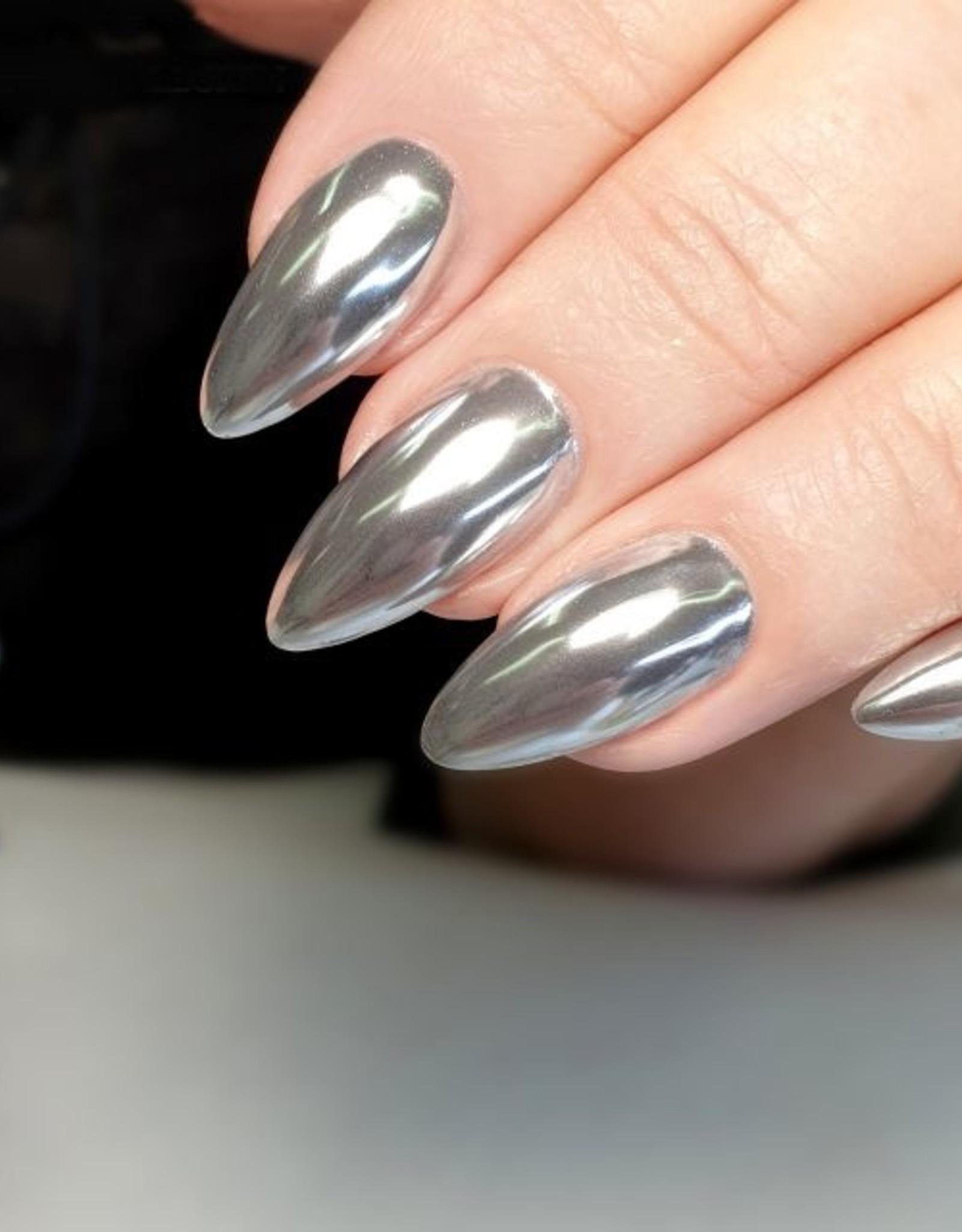 Mirror Effect Silver NEW