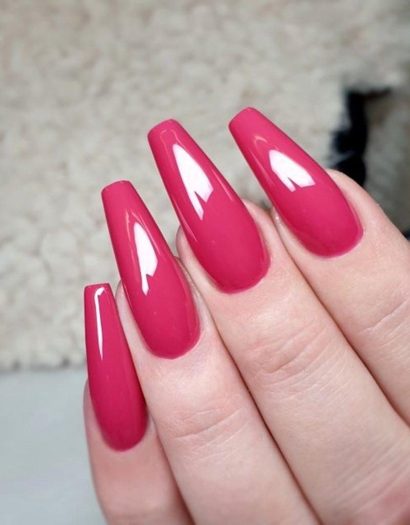 Gel Polish Pink Raspberry