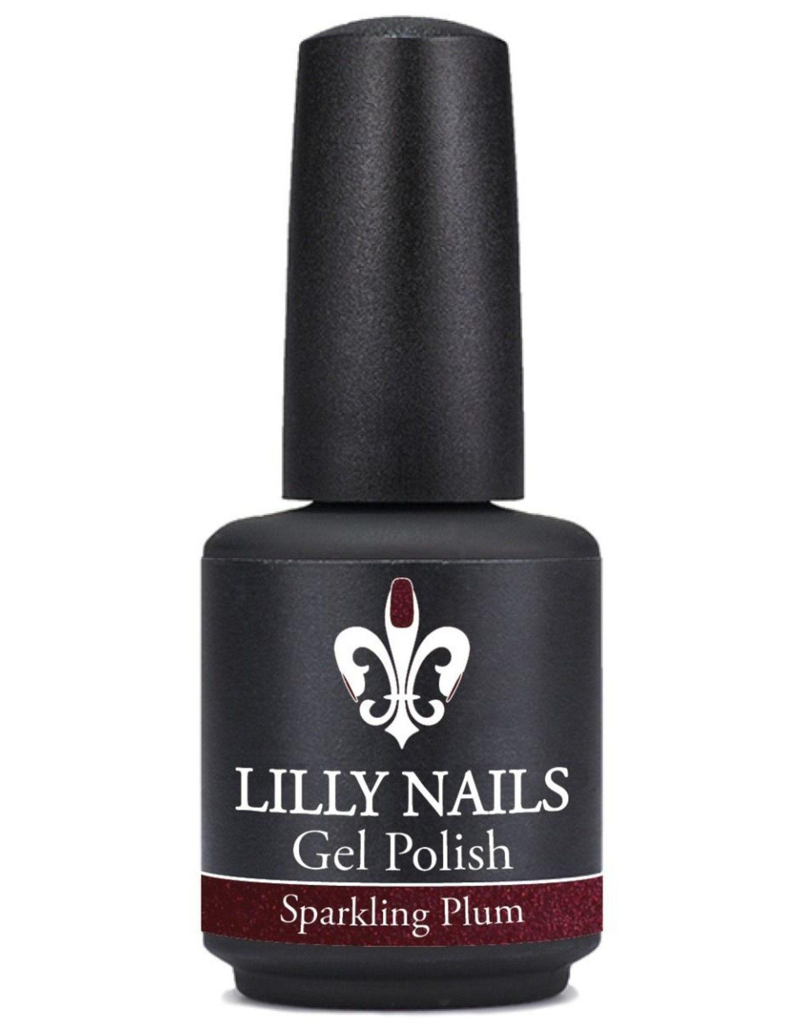 Gel Polish Sparkling Plum
