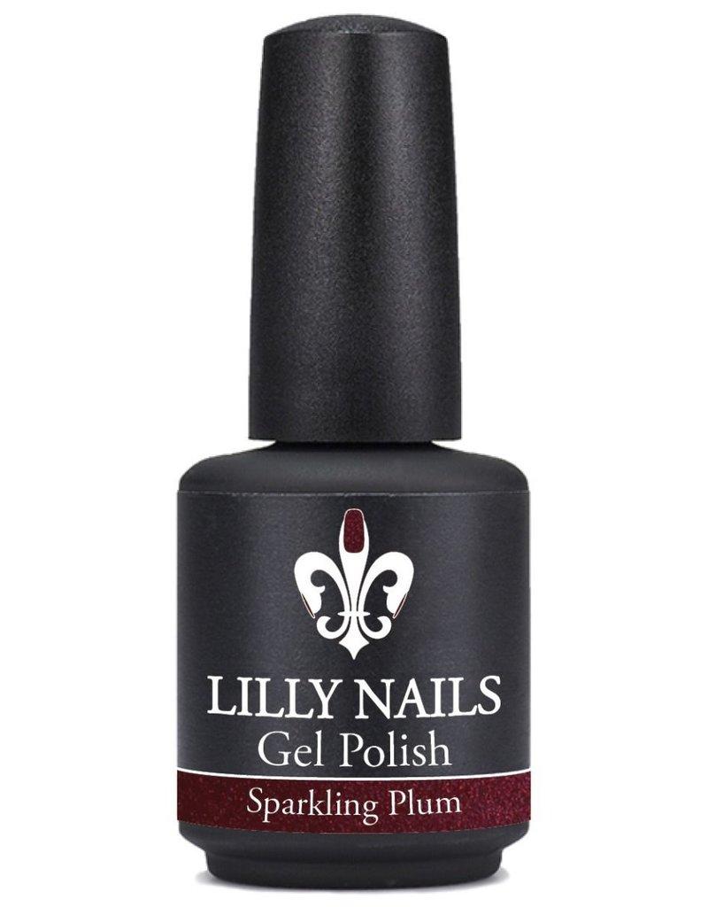 Gel Polish Sparkling Plum