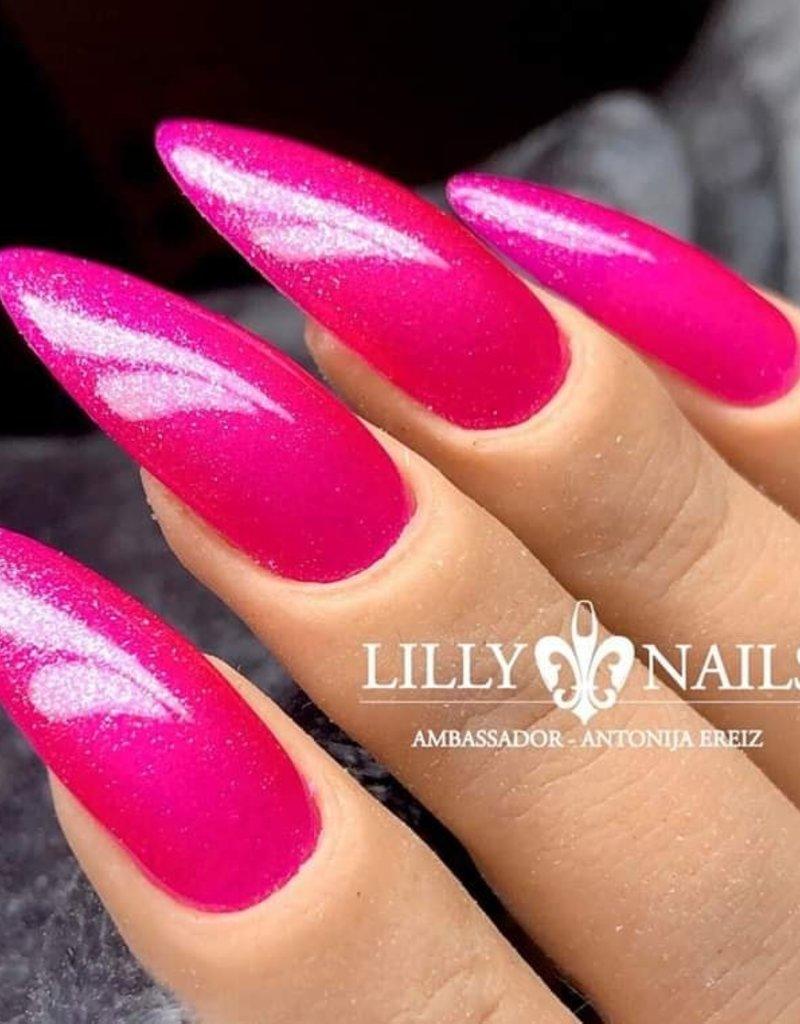 Gel Polish Sparkling Pink
