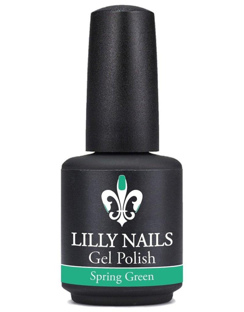 Gel Polish, Spring Green
