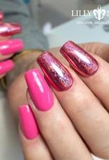 Gel Polish, Hot Pink