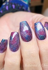 Nailart Glitter Fairy Dust Fushia