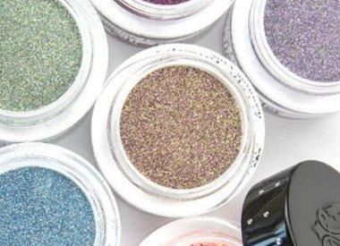 Acryl Color & glitter