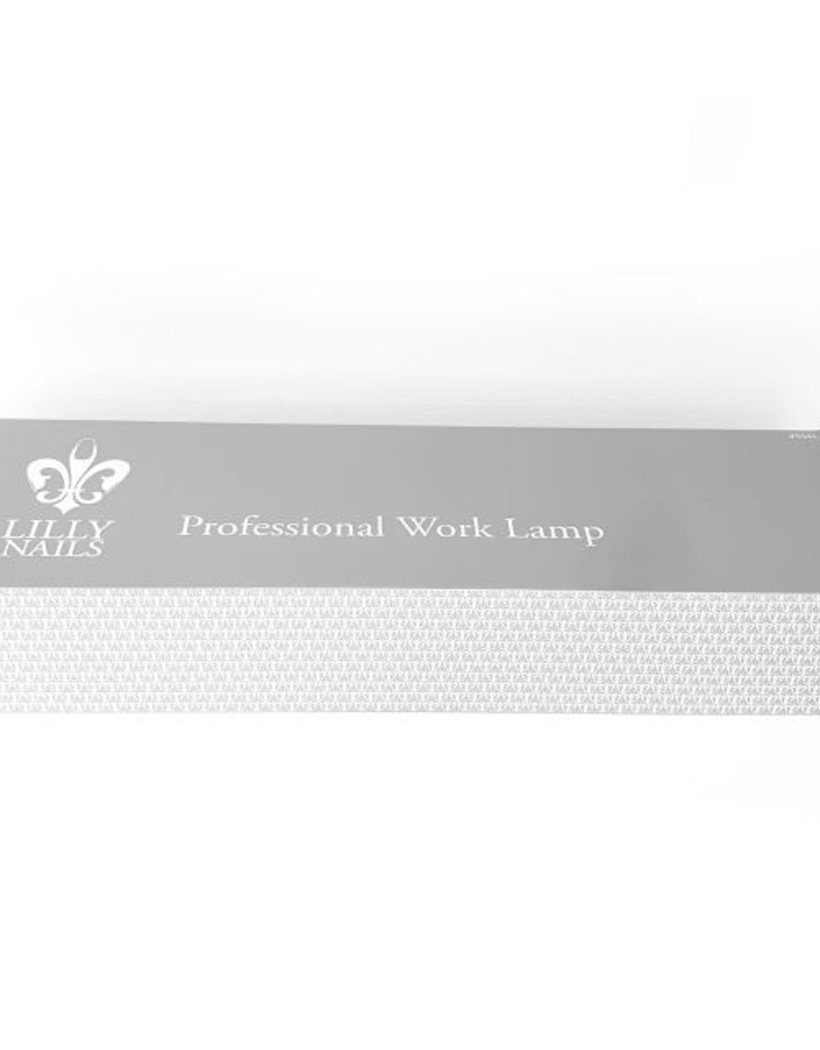 Lilly Nails werklamp
