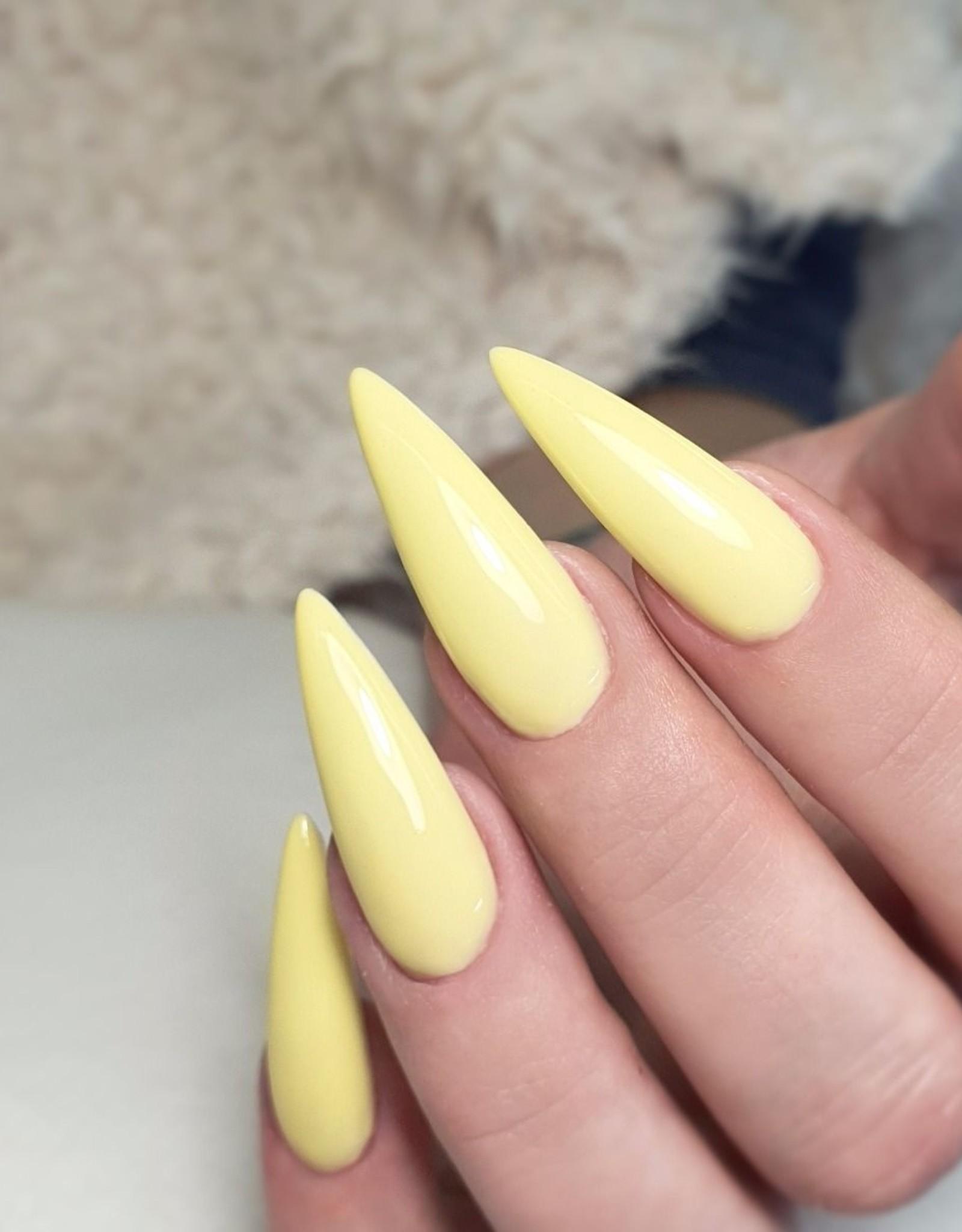Gel Polish, Lemon Curd