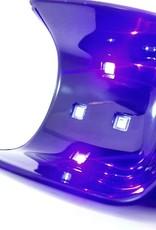UV/Led Design Lamp handformaat