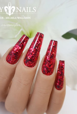 Glitter mix, Russian Rose