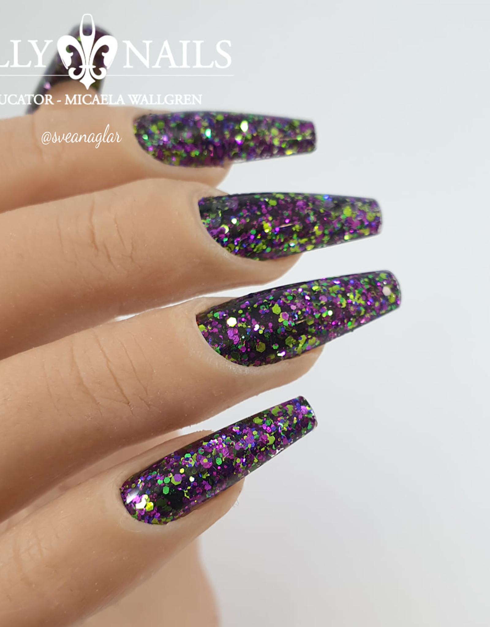 Glitter Mix, Spooky