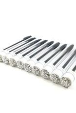 Lash & Brow Bling Brush 10pcs