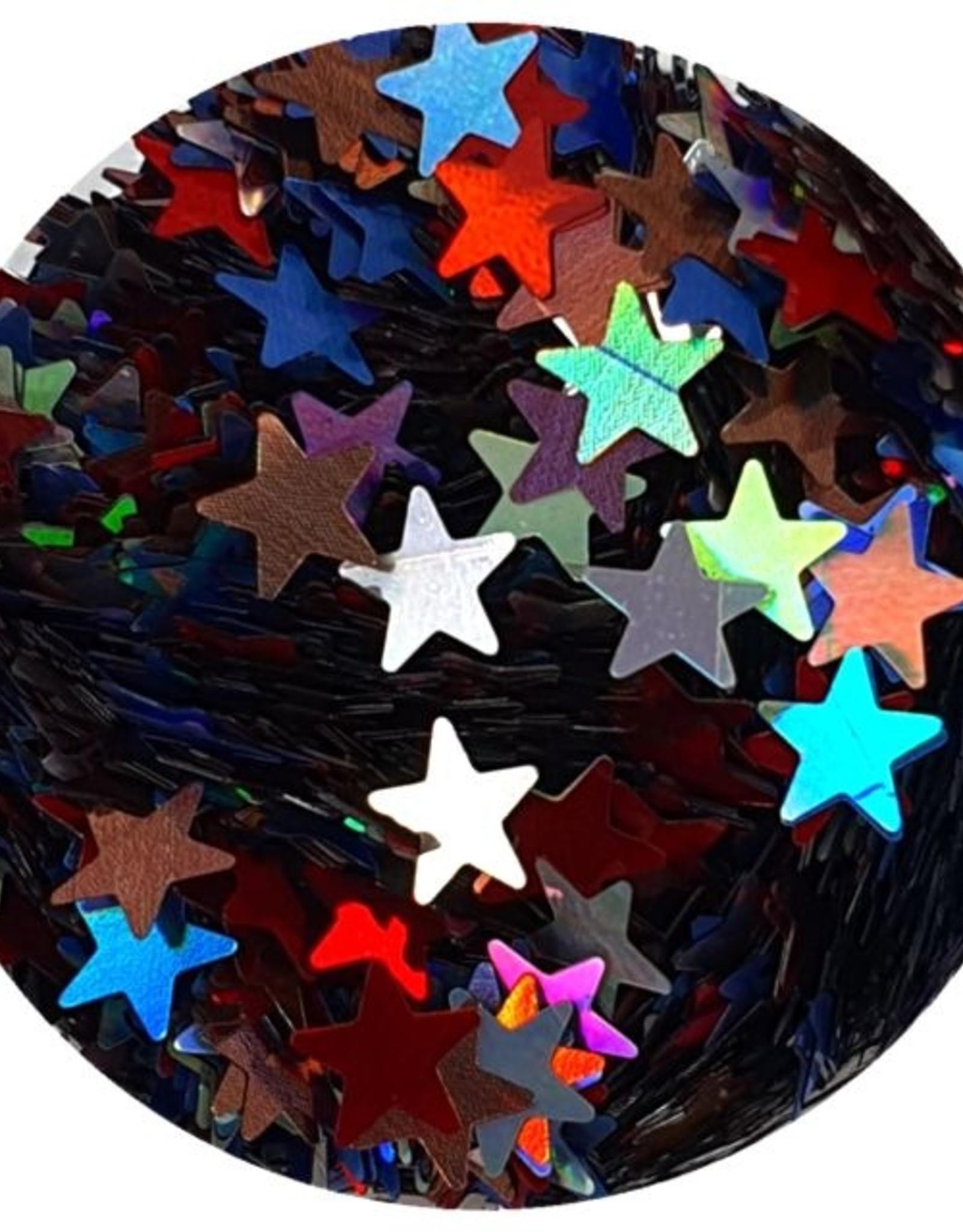 Glittermix Star