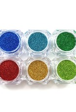 Glitter Mix Basic Ocean Collection 6 pcs