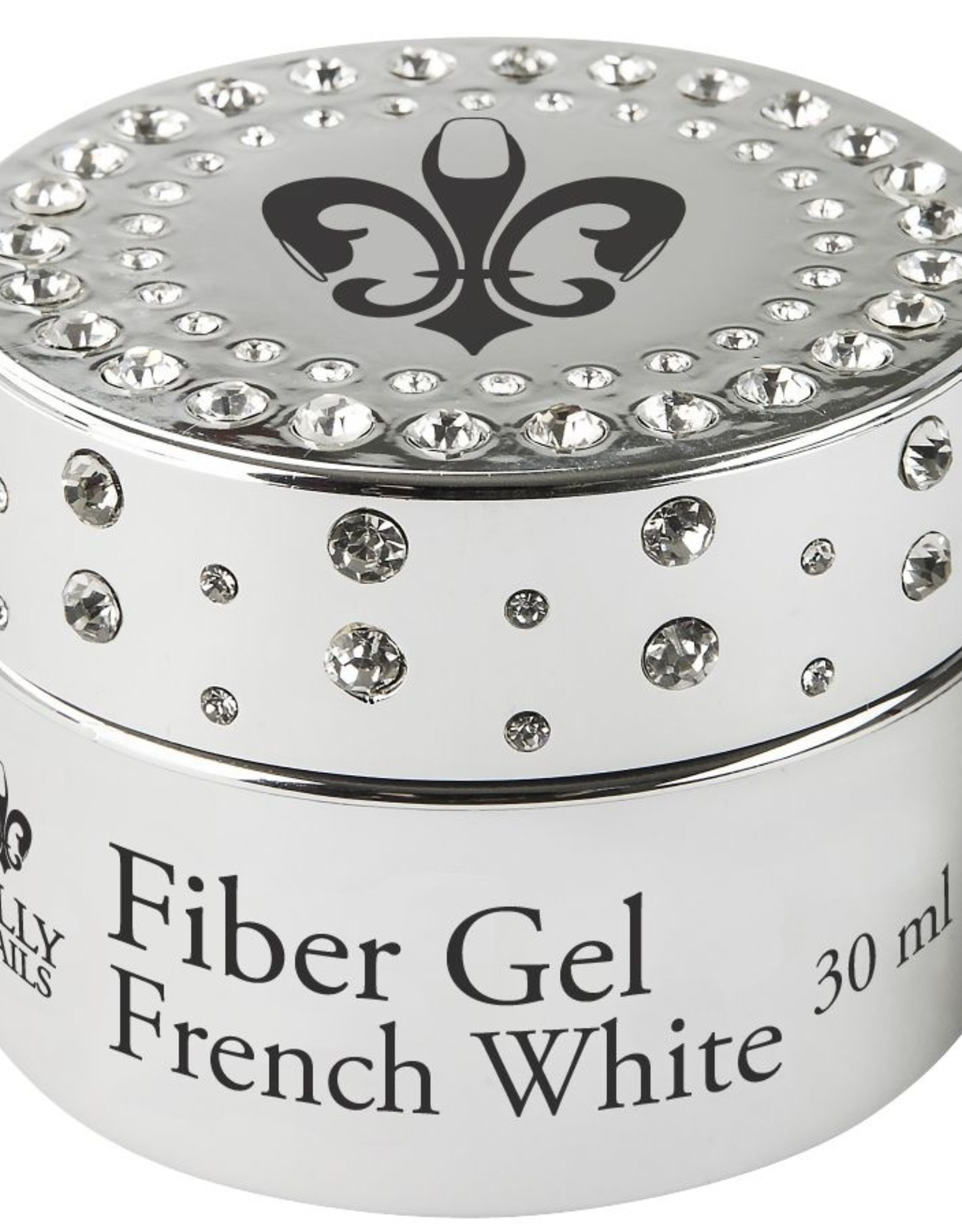 Gel Fiber French White