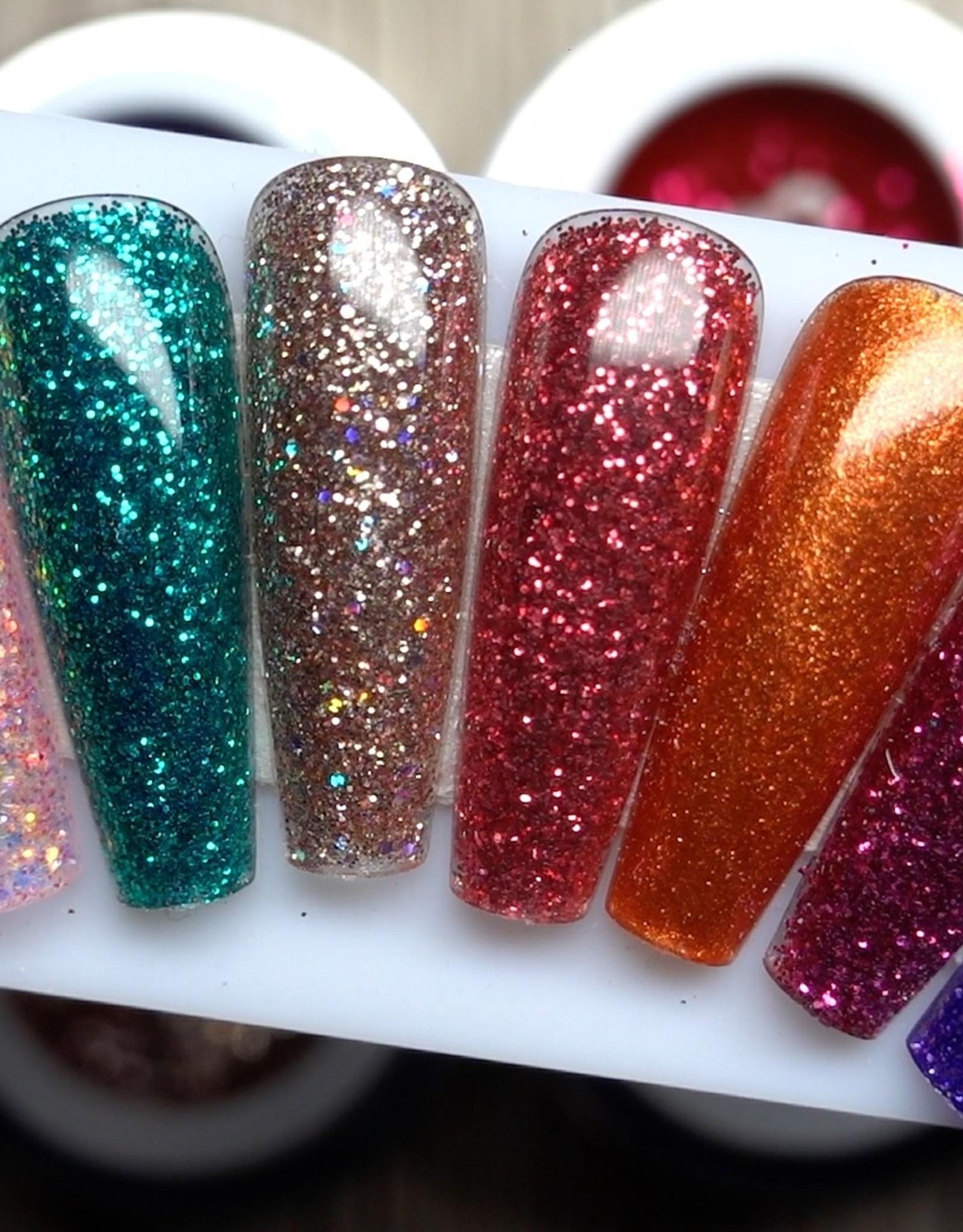 Glitter Gel City Collection 8pcs