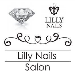 Nameplate Lilly Nails Salon