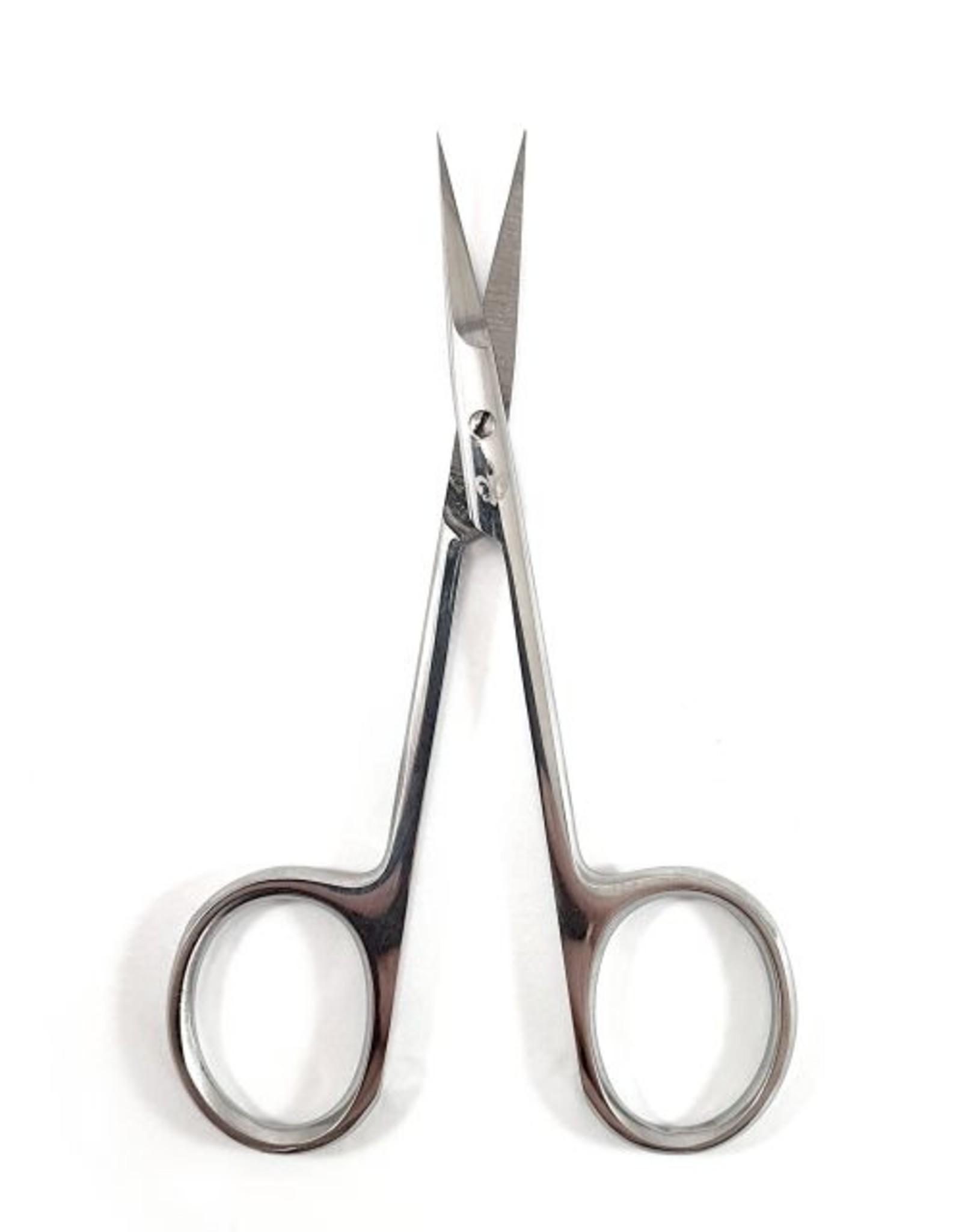 Werkmateriaal Lilly Nails schaar Recht