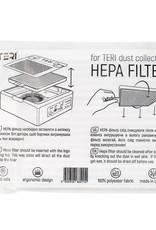 Filter Hepa Teri Turbo portable