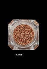 Nailart beads / caviar Rosé