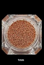 Nailart beads/kaviaar Rosé