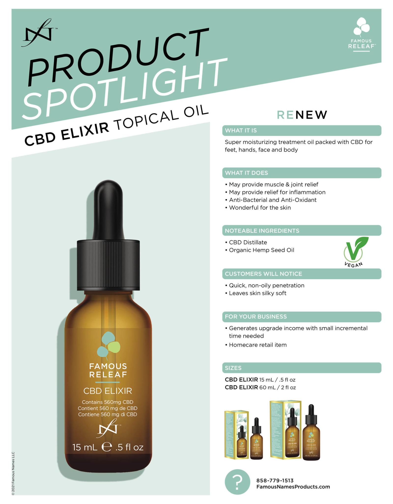 CBD Elixir 15ml