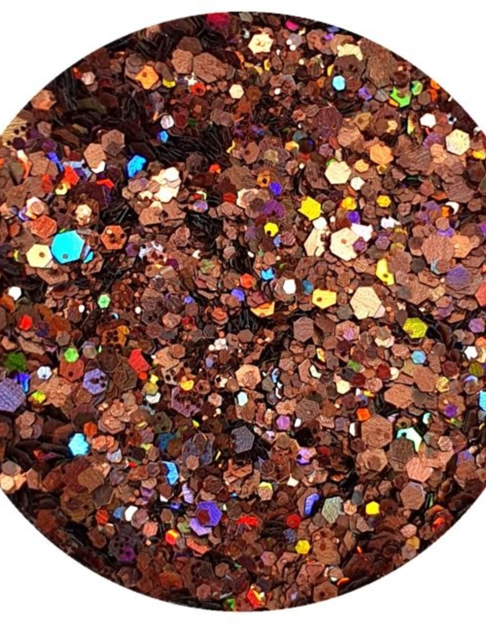 Glittermix Cacao