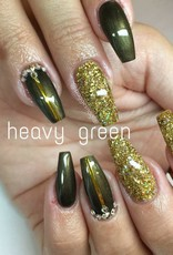 Gel Polish Heavy Green