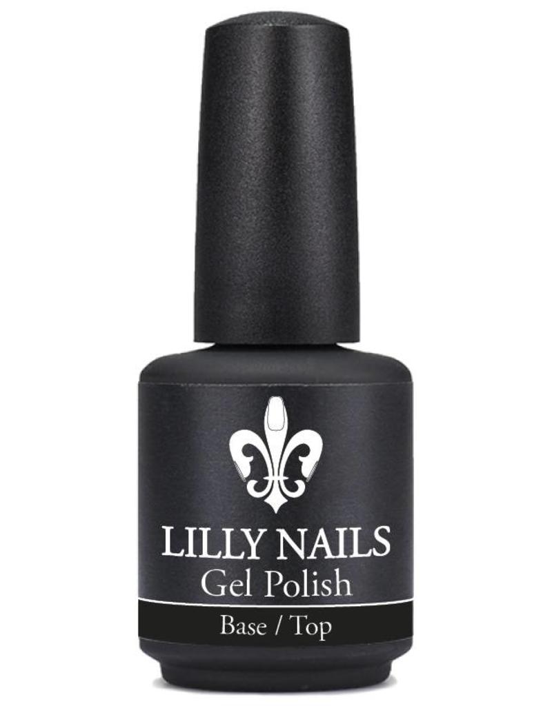 Gel Polish Base/Topcoat