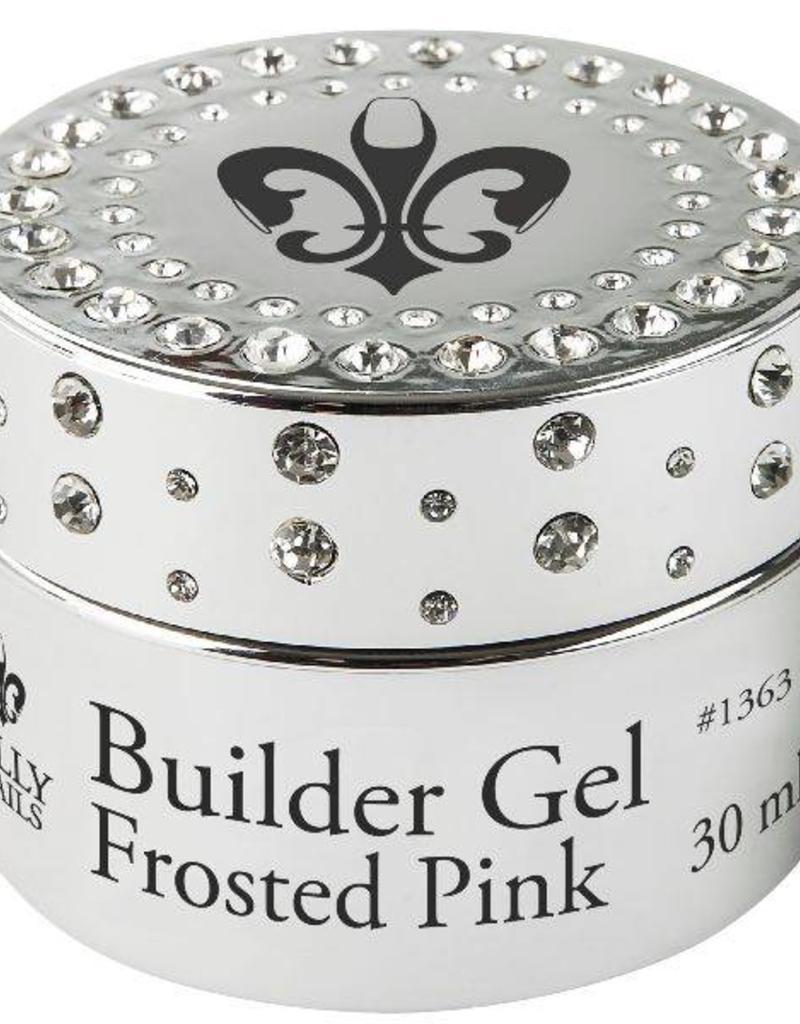 Gel Frosted Pink Builder