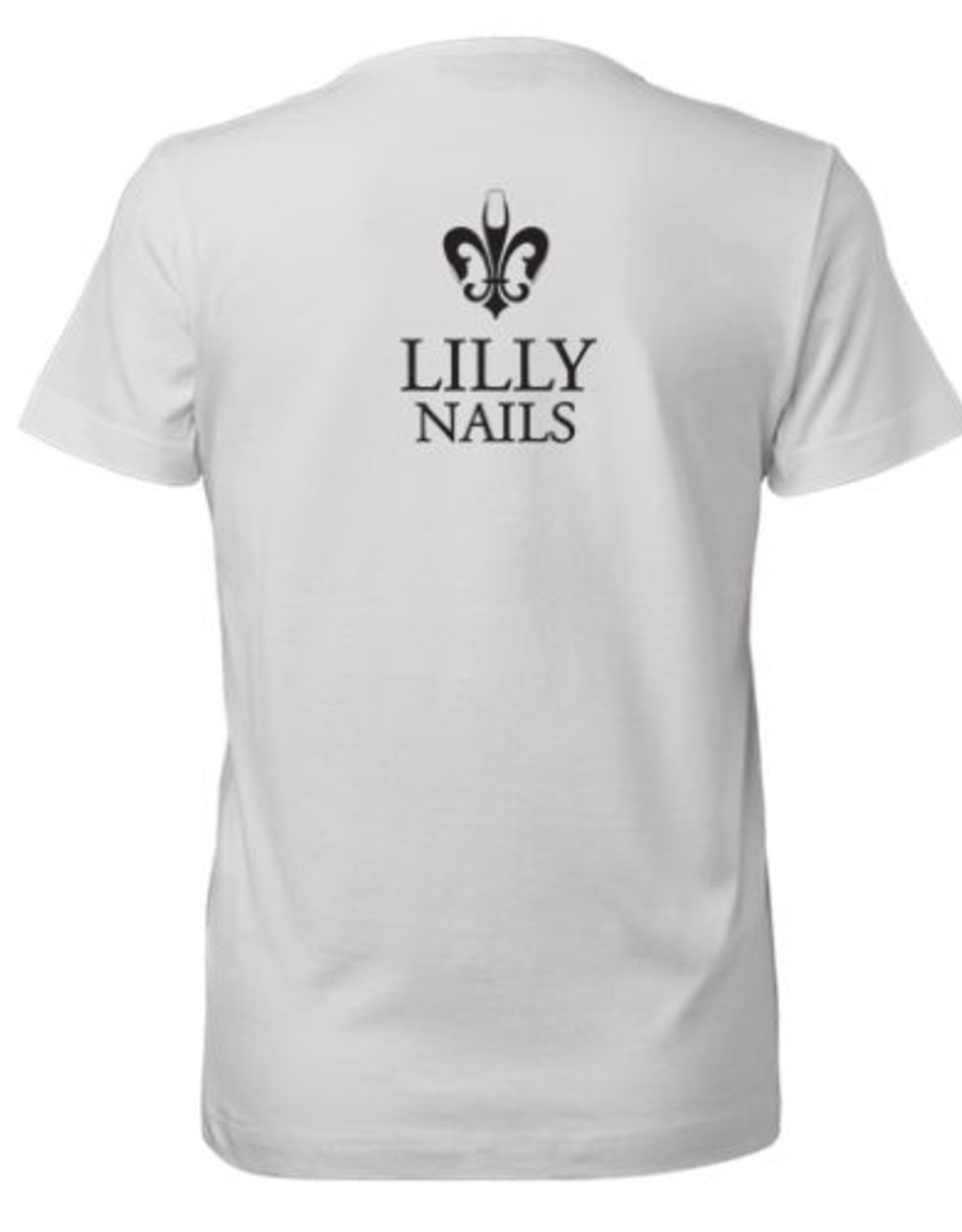 Lilly Nails T-Shirt Wit
