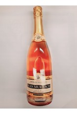 JEAN MURBACH Brut Rose Cremant D`Alsace JEAN MURBACH 12%
