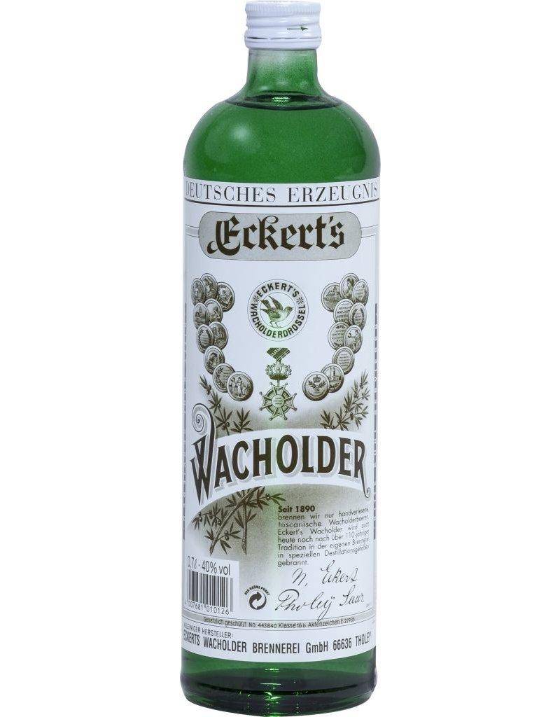 Eckerts Wacholder Brennerei GmbH Eckerts ist ein Traditionshaus mit Geschichte und steht für Produkte von hoher Qualität.  Zum 125jährigen Jubiläum die feinsten Liköre aus unserer Manufaktur.