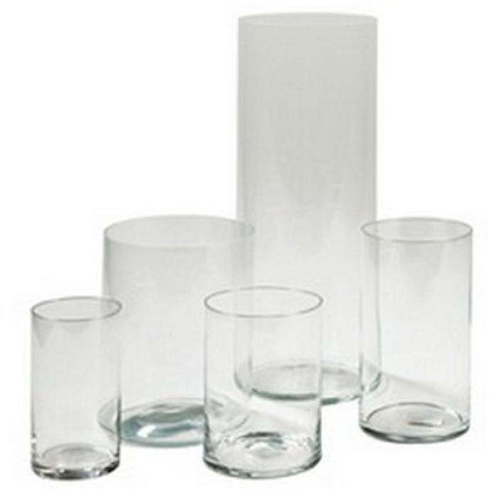 Vasen und Tischdeko