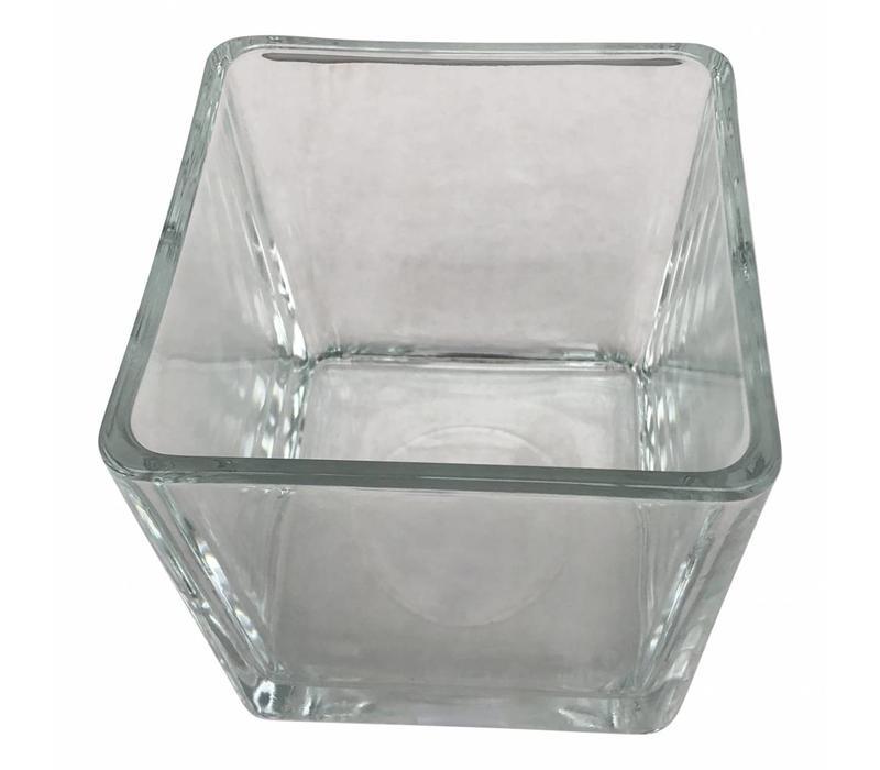 Glasschale Quadrat Lagos (6 Stück)