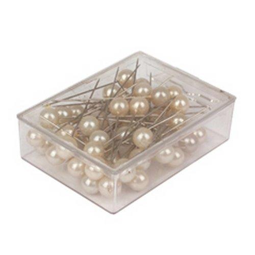Perlnadeln  ø10cm (50Stück)