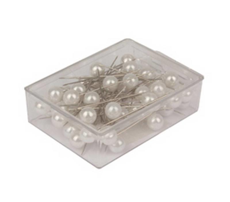 Perlnadeln  ø10cm (50 Stück)