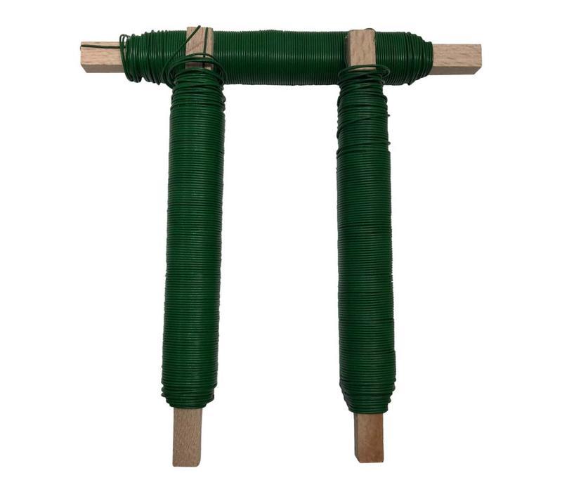 1 Wickeldraht – grün 0,65 mm