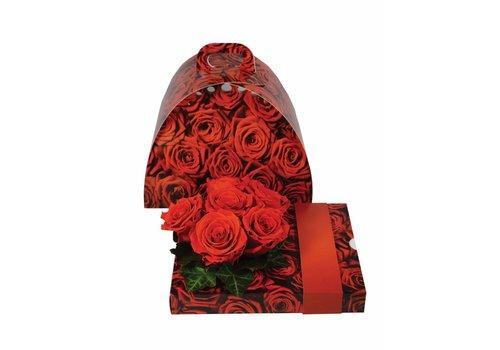 """Geschenkverpackung """"Rosen"""""""