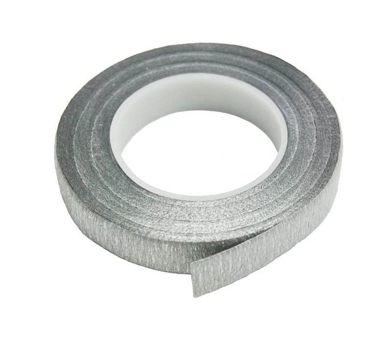OASIS® Flower Tape, Wickelband, 12 mm, Silber